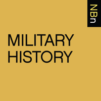 Podcast cover art for New Books in Military History