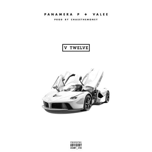 Panamera P - V Twelve (feat. Valee) - Single