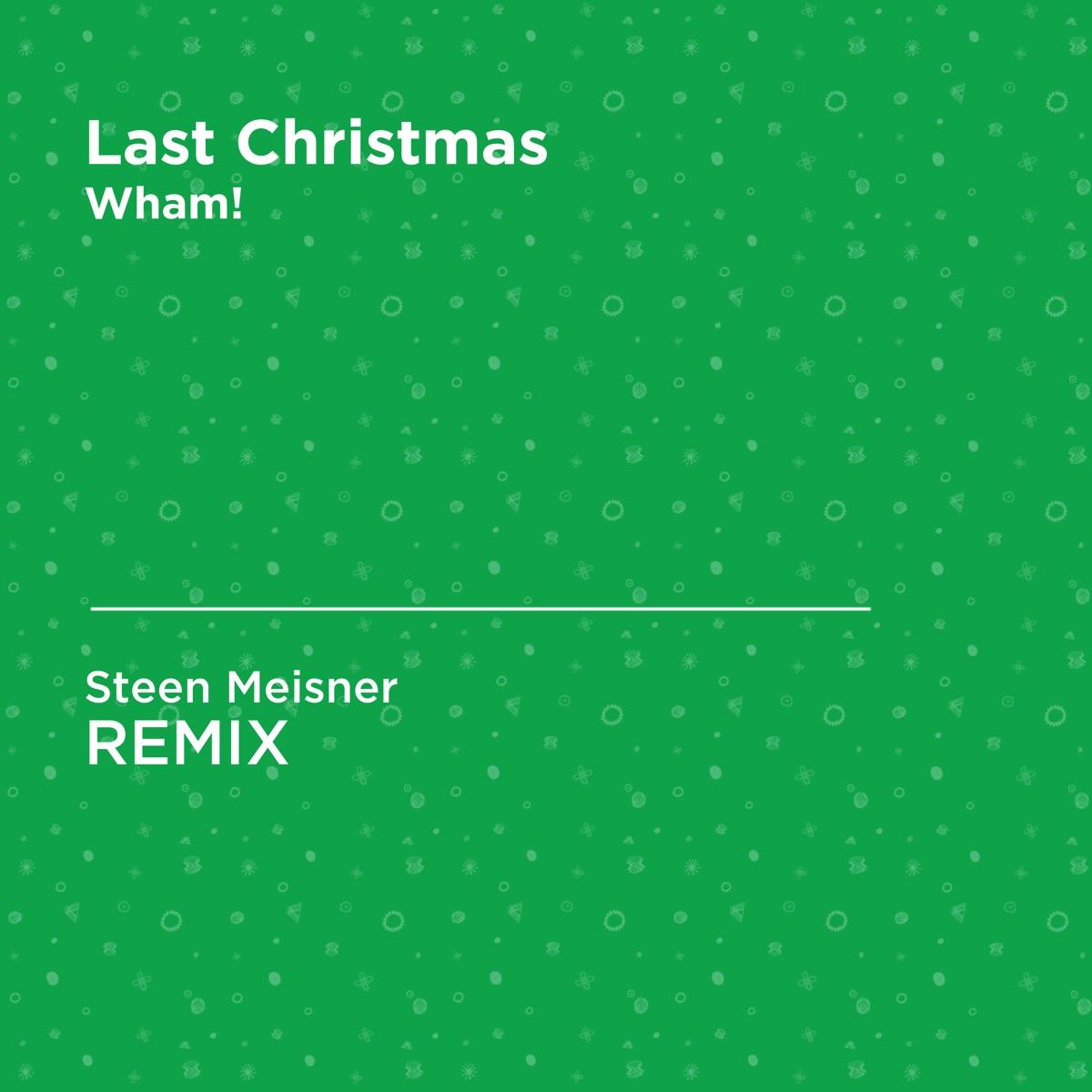 Last Christmas Album Cover.Last Christmas Album Cover By Steen Meisner