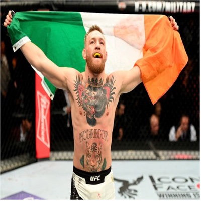 There's Only One Conor McGregor