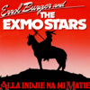 Errol Burger & The Exmo Stars - Alla Indjie Na Mi Matie - EP kunstwerk