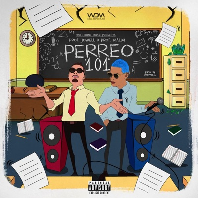Perreo 101 (feat. Maldy) - Single - Jowell