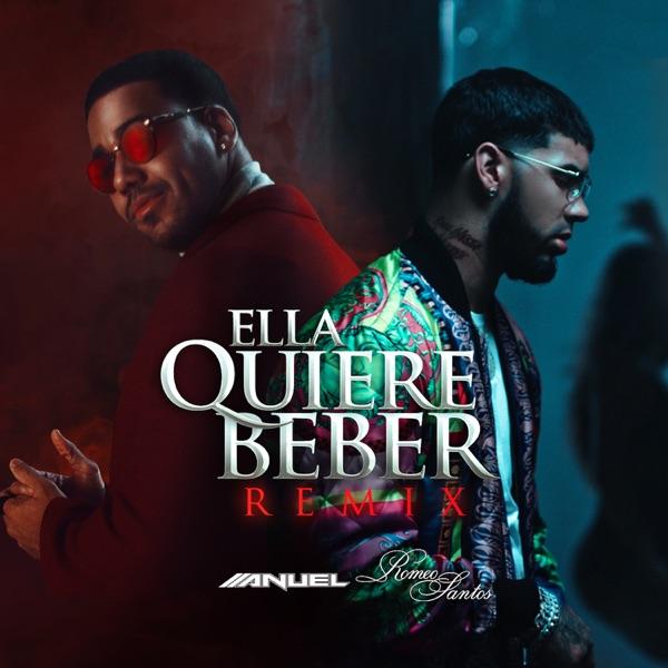 Anuel & Romeo Santos - Ella Quiere Beber