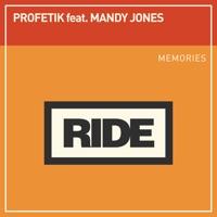 Memories - PROFETIK-MANDY JONES