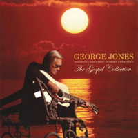 George Jones - The Gospel Collection: George Jones Sings the Greatest Stories Ever Told artwork