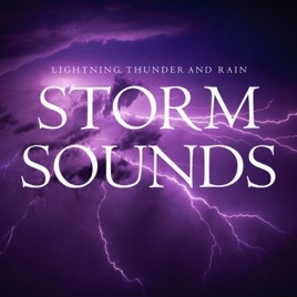 Lightning, Thunder and Rain Storm Sounds by Background Music & Sounds From  I'm In Records