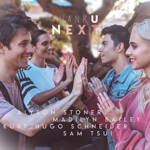 thank u, next (Acapella) - Single