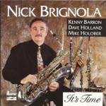 Nick Brignola - It's Time