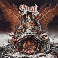 Ghost - Rats artwork