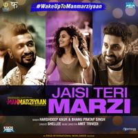 MANMARZIYAAN - Jaisi Teri Marzi Chords and Lyrics