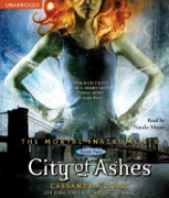 City of Ashes (Unabridged)
