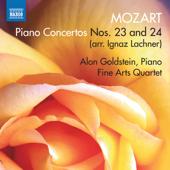 Mozart: Piano Concertos Nos. 23 & 24 (Arr. I. Lachner)