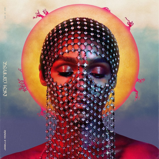 Image result for Janelle Monae - Dirty Computer