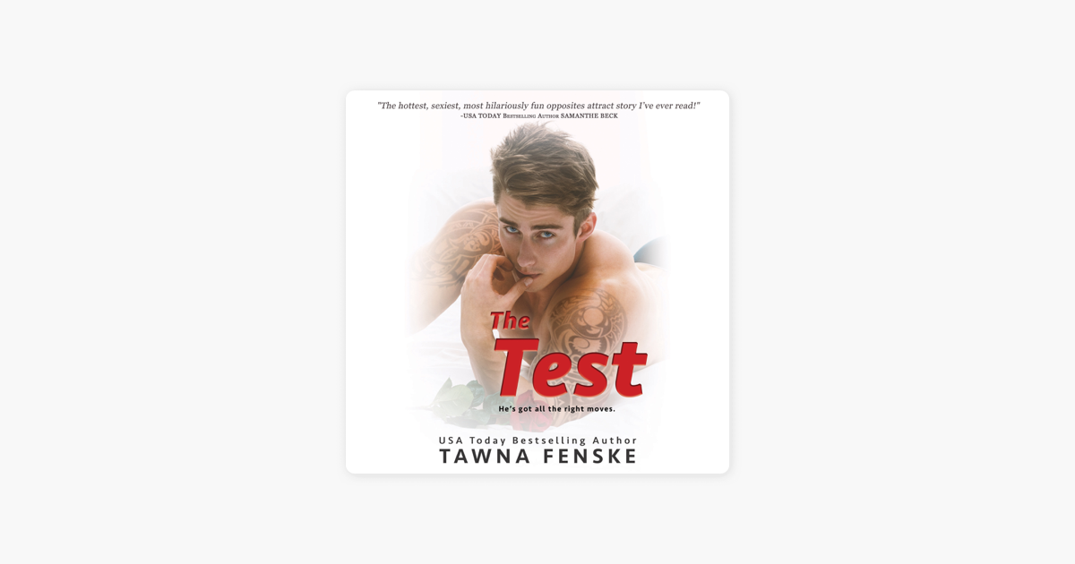 ‎The Test: The List, Book 2 (Unabridged)
