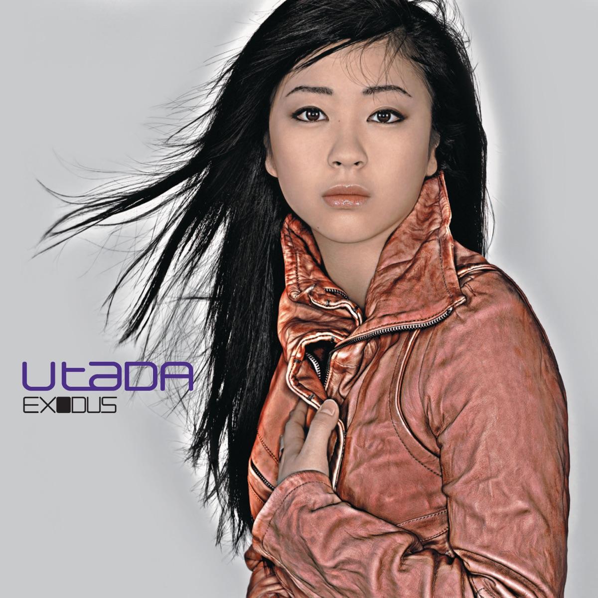 Exodus Utada Hikaru CD cover