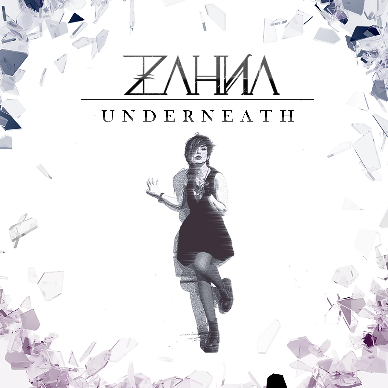 Download album: Underneath - Single - artist Zahna: Rock