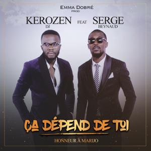 DJ KEROZEN - Ça dépend de toi feat. Serge Beynaud