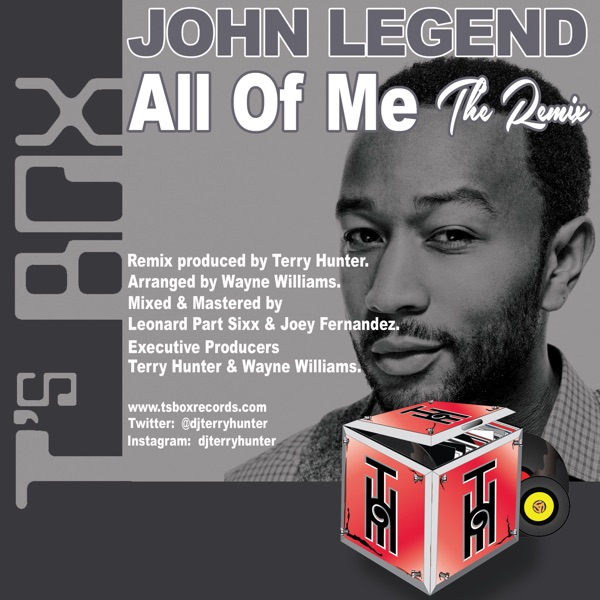 All of Me (The Remix) - Single
