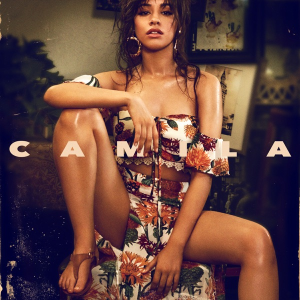 Camila Camila Cabello album cover