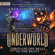 Apollos Thorne - Through the Belly of the Beast: Underworld, Book 2 (Unabridged)