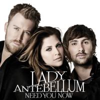 Lady Antebellum - I Run to You artwork