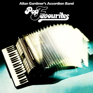 Allan Gardiner's Accordion Band - Funny Face/ Crying Time