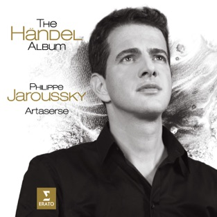 The Handel Album – Philippe Jaroussky