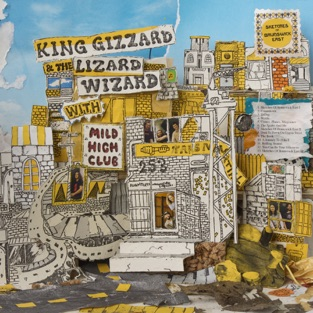 Sketches of Brunswick East (feat. Mild High Club) – King Gizzard & The Lizard Wizard