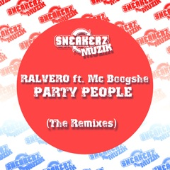Party People (feat. MC Boogshe) [The Remixes]
