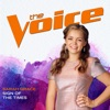 Sign Of The Times (The Voice Performance) - Single, Sarah Grace