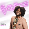 Gravity The Voice Performance - Davon Fleming mp3