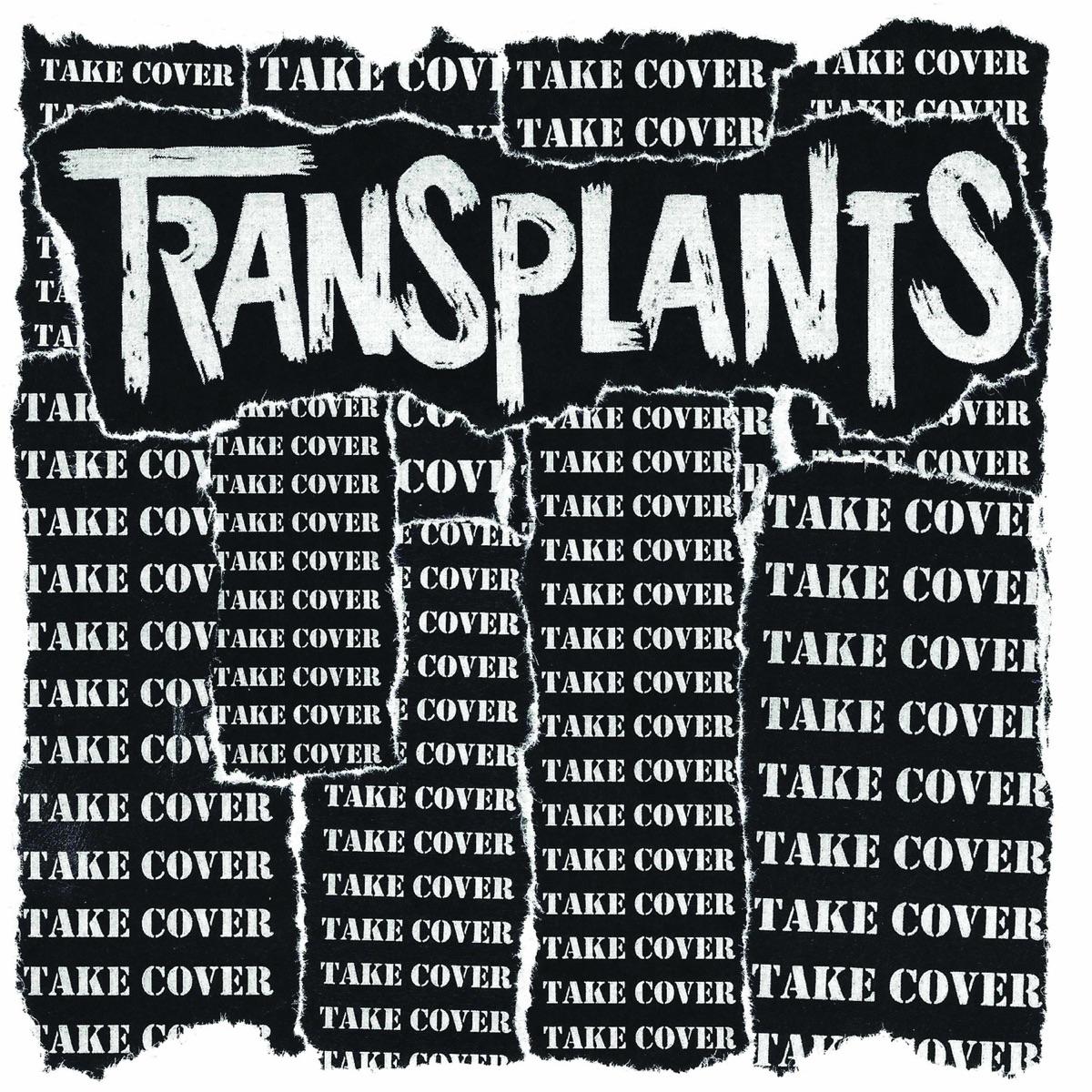 Cover of music album Take Cover