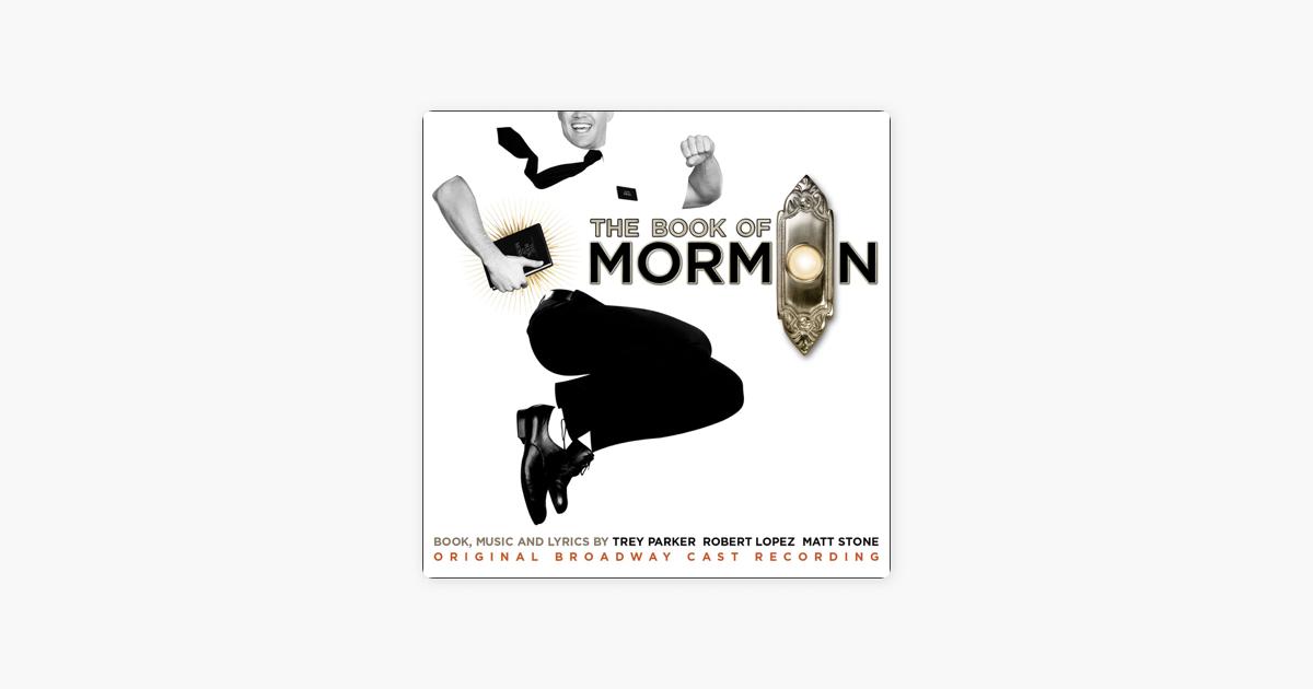 Book Of Mormon Album