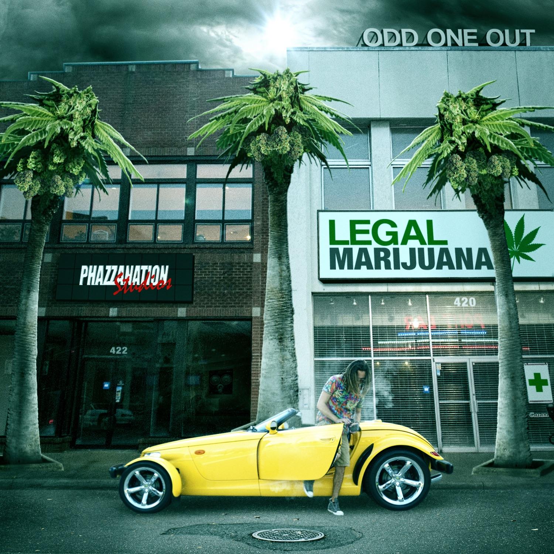 Legal Marijuana - Single