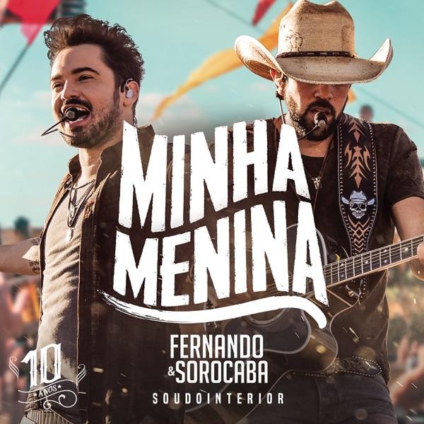 Minha Menina (Ao Vivo) - Single