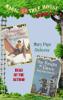 Mary Pope Osborne - Magic Tree House: Books 1 and 2: Dinosaurs Before Dark, The Knight at Dawn (Unabridged)  artwork