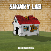 Podcast cover art for Shonky Lab