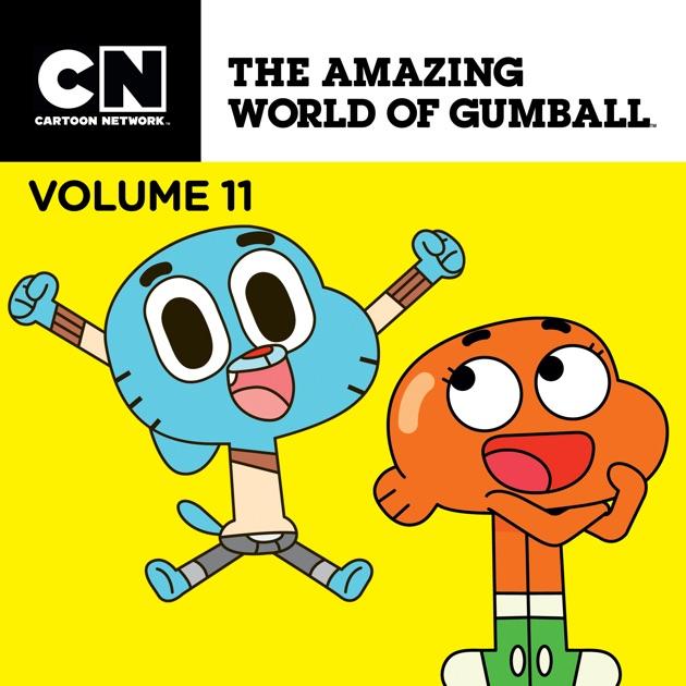the amazing world of gumball vol 11 en itunes