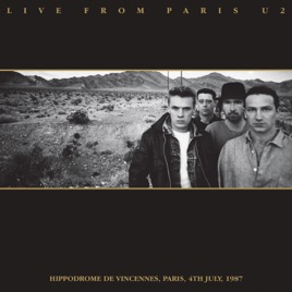 Live from Paris by U2