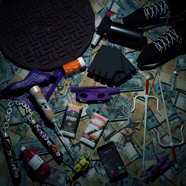 Ninja Turtle (feat. wifisfuneral) - Keith Ape song image