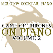 Light of the Seven (Instrumental) - Molotov Cocktail Piano