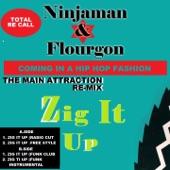 Ninjaman - Zig It Up (feat. Flourgon)