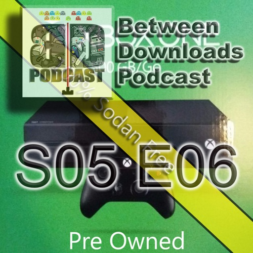 Cover image of Between Downloads Podcast