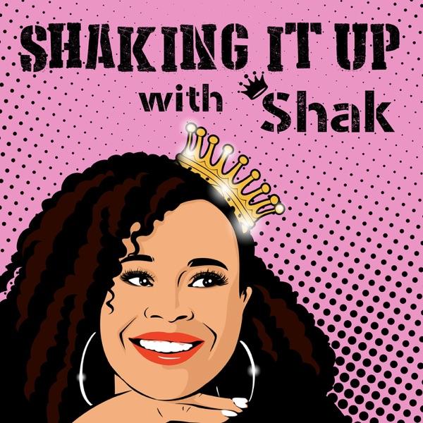 Ebony shaking