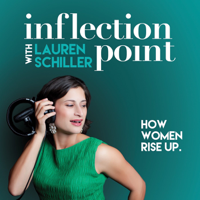 Podcast cover art of Inflection Point with Lauren Schiller