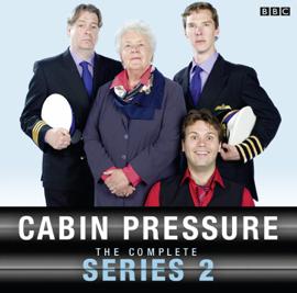 Cabin Pressure: The Complete Series 2 audiobook