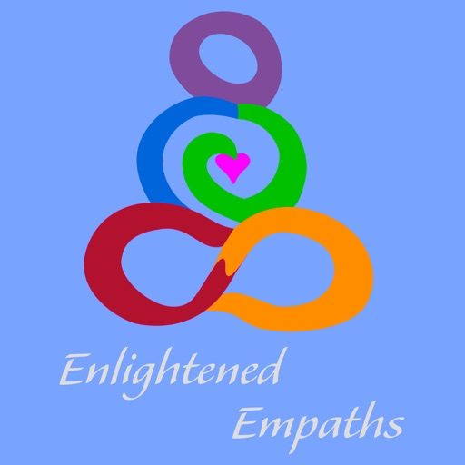Cover image of Enlightened Empaths