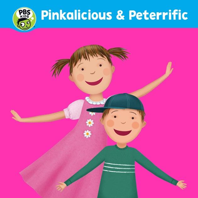 pinkalicious peterrific vol 1 on itunes