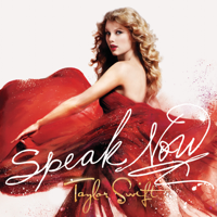 Taylor Swift - Speak Now artwork