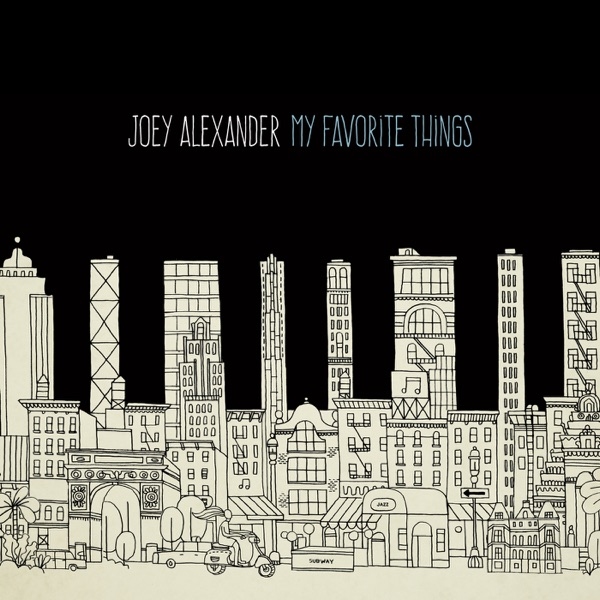 Joey Alexander - I Mean You